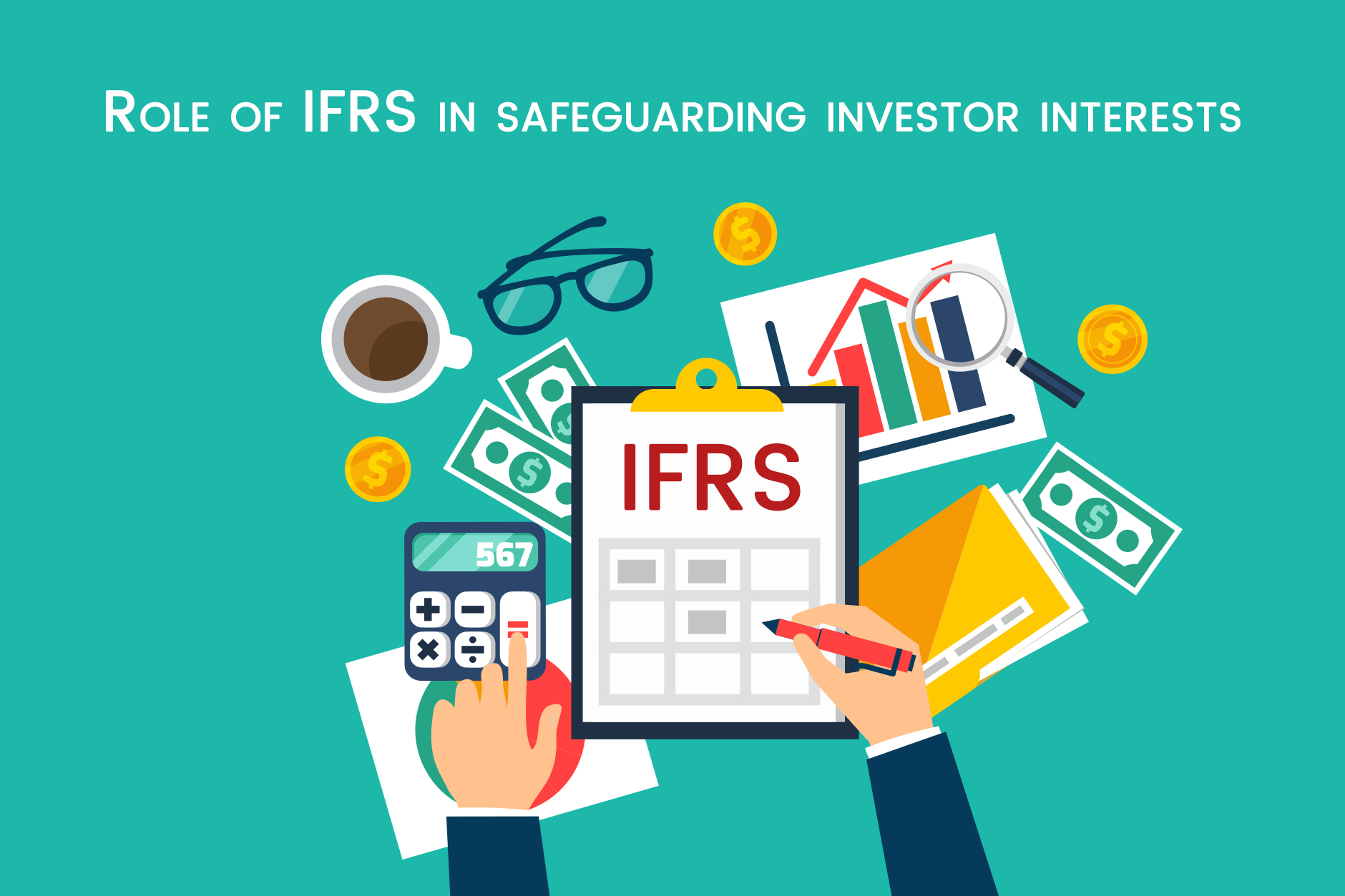 Role of IFRS in safeguarding investor interests