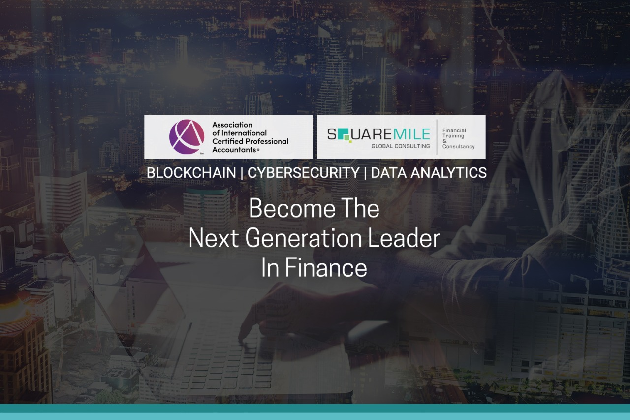 Become the next generation leader in finance